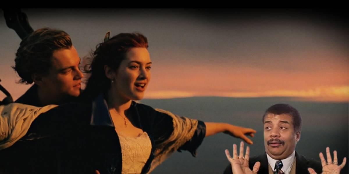 """James Cameron rehizo una escena de """"Titanic"""" debido a un error astronómico"""