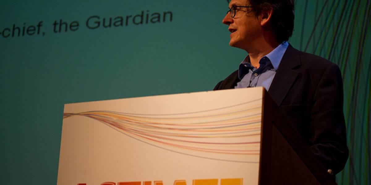 Editor británico nos explica porqué Twitter cambia la manera de hacer periodismo