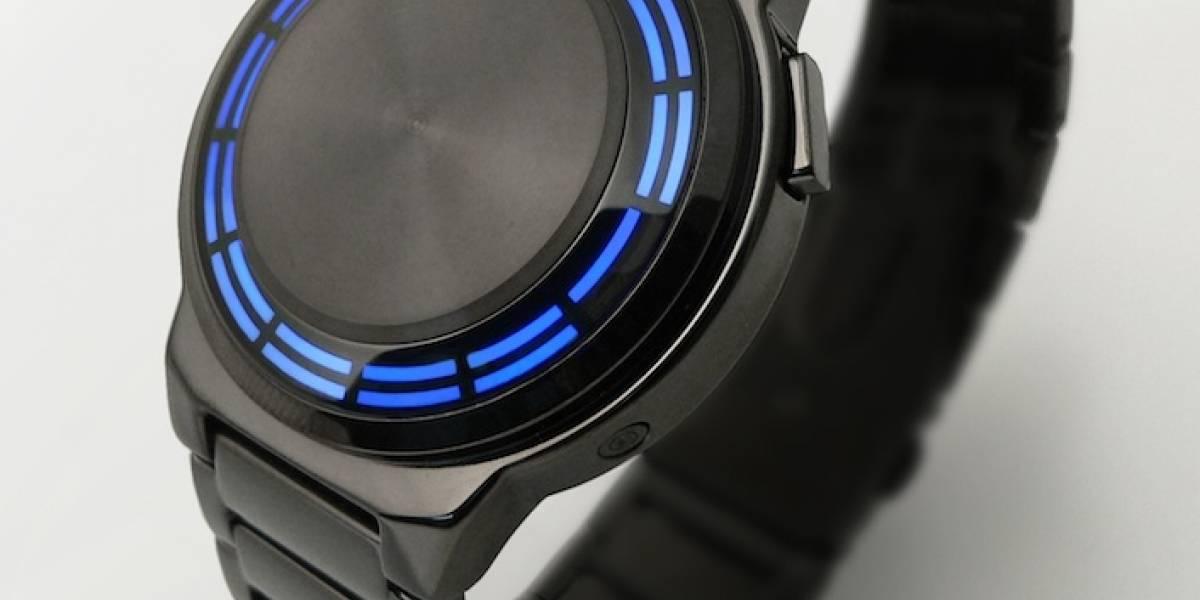 """Tokyoflash lanza reloj ideado por fan que debiera ser el oficial de """"Tron"""""""
