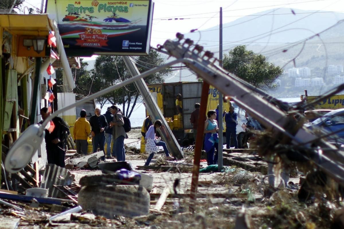 Los 10 terremotos más devastadores en la historia de Chile [Infografía]