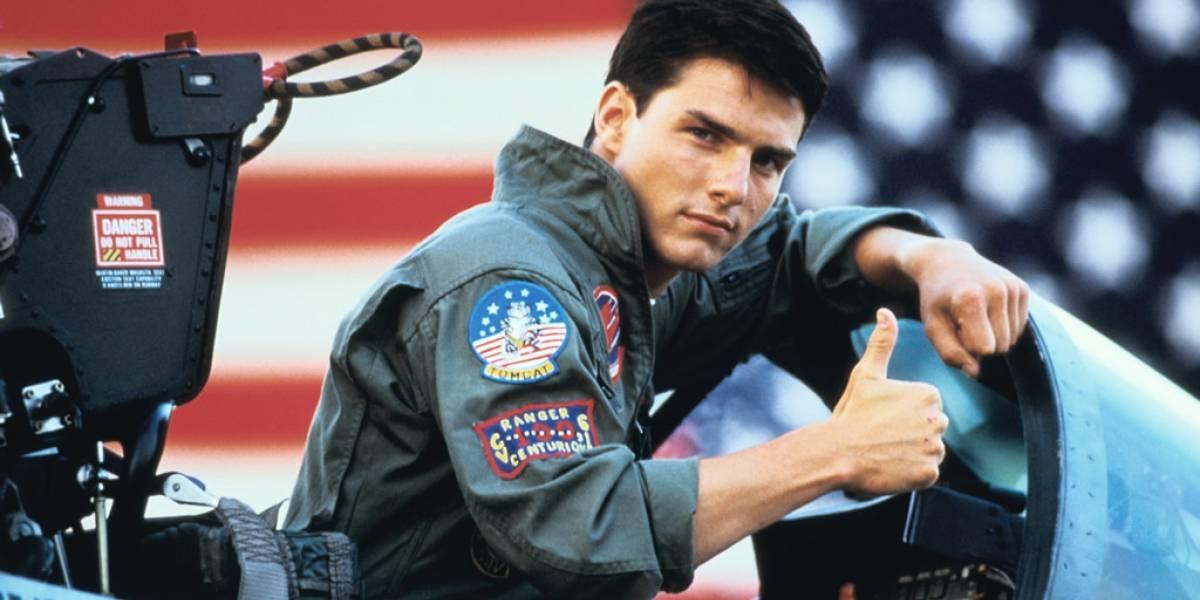 Tom Cruise combatirá contra drones en la secuela de Top Gun