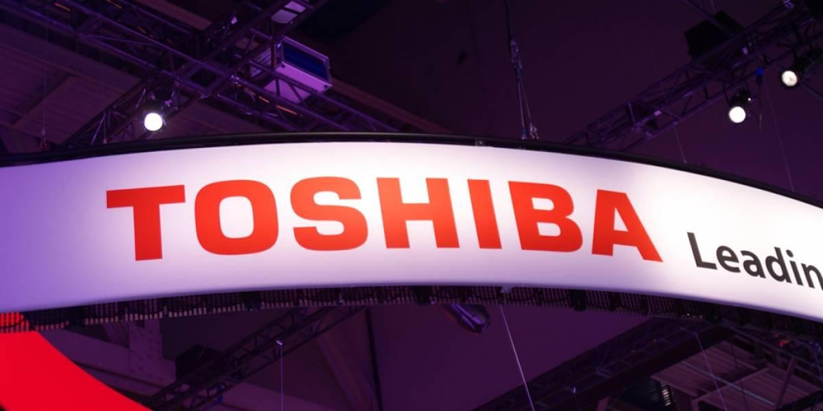 Toshiba anticipa pérdidas récord y recortará casi 7 mil puestos de trabajo