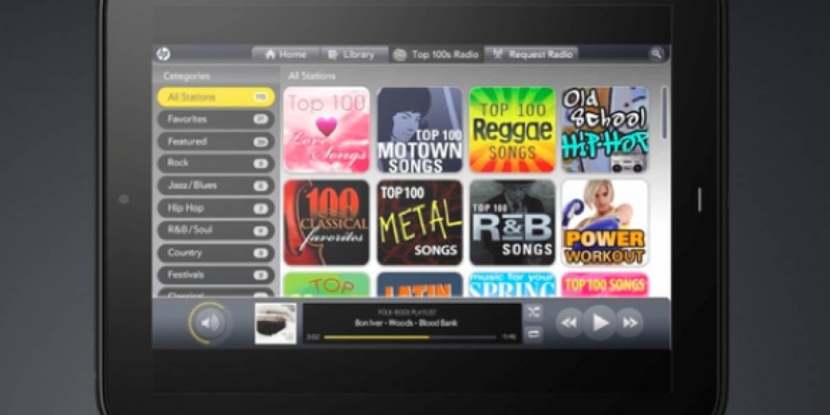 HP negocia con los sellos para lanzar servicio musical basado en la nube