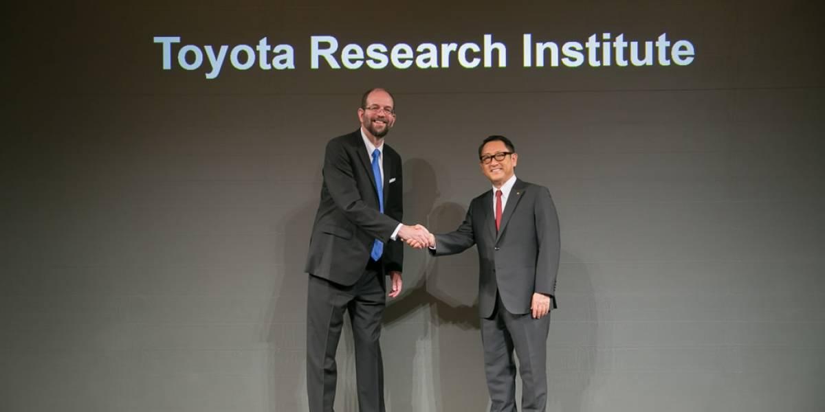 Toyota invertirá mil millones de dólares en inteligencia artificial