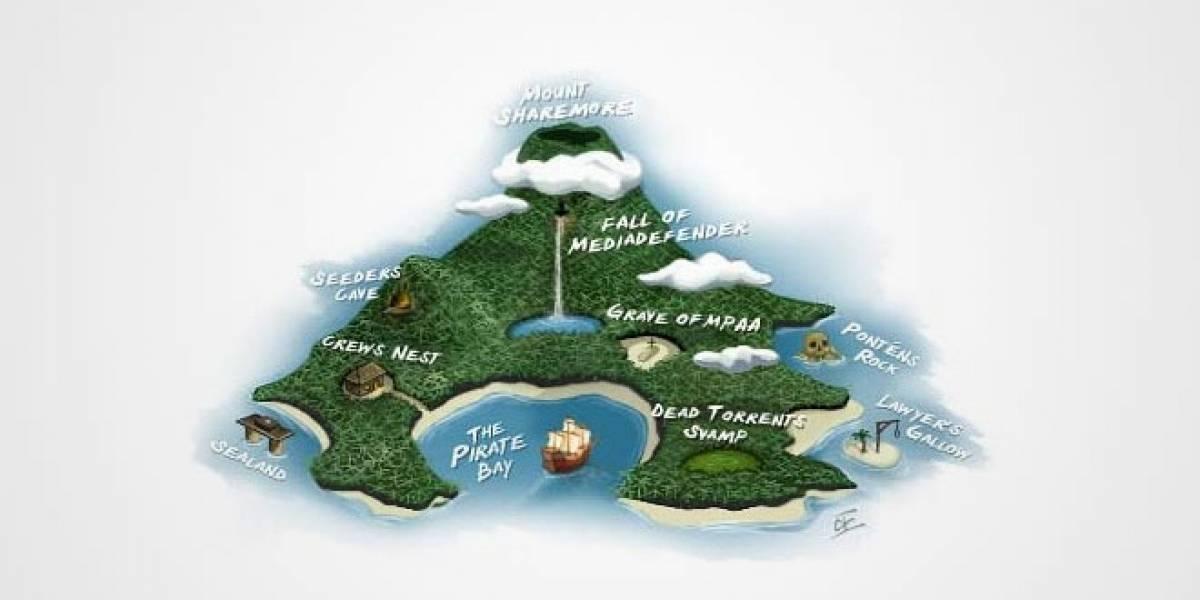 The Pirate Bay se muda de nuevo y ahora está en el Caribe