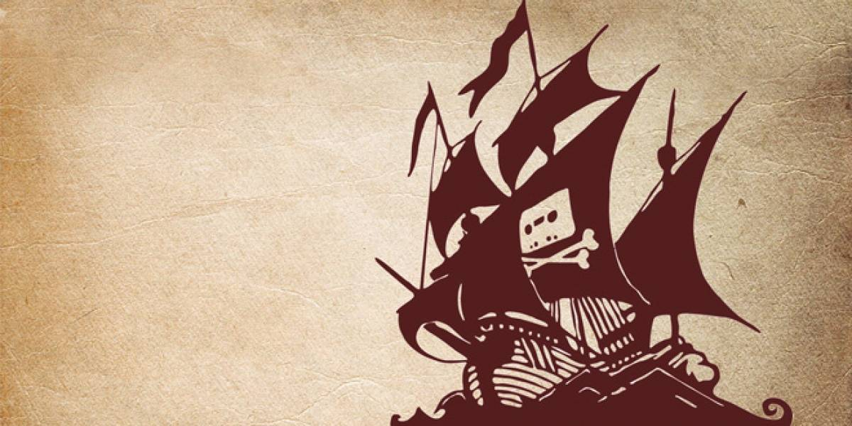 The Pirate Bay está fuera de servicio