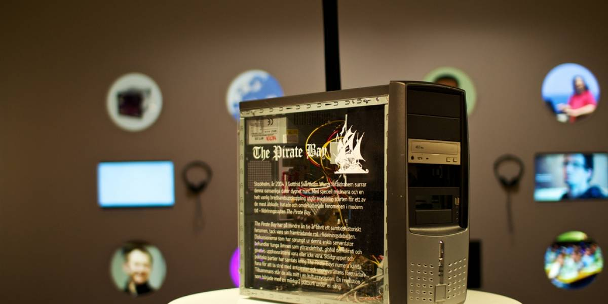 El próximo dominio de The Pirate Bay podría ser .PE