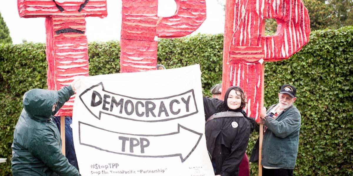 WikiLeaks filtra borrador del acuerdo secreto TPP que afecta a México, Chile y Perú