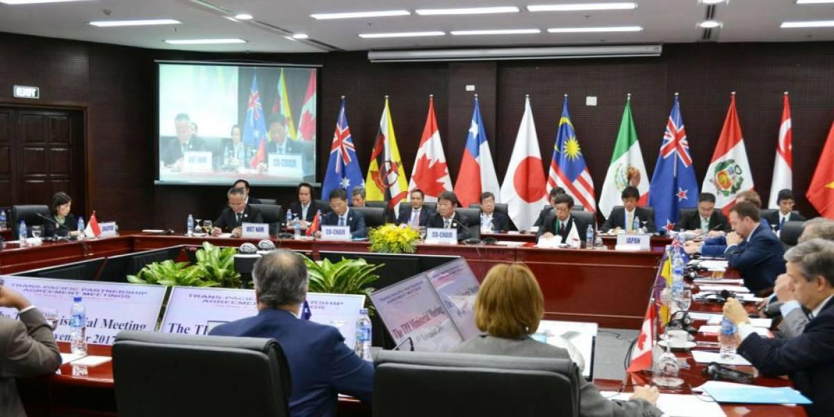 Durante marzo se firmará en Chile nuevo TPP, sin EEUU