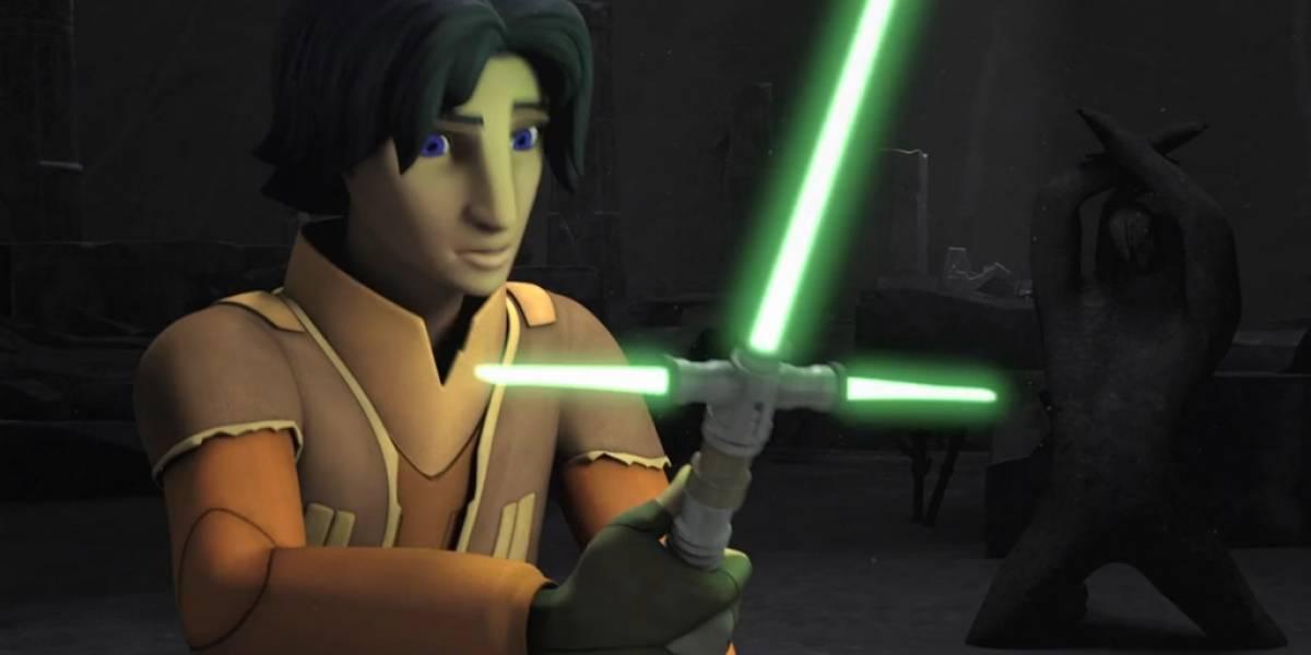 Este nuevo tráiler de Star Wars Rebels es revelador