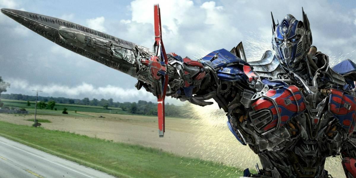 Hasbro confirma hasta 4 nuevas películas de Transformers