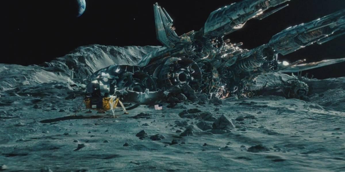 La Luna podría estar llena de fósiles
