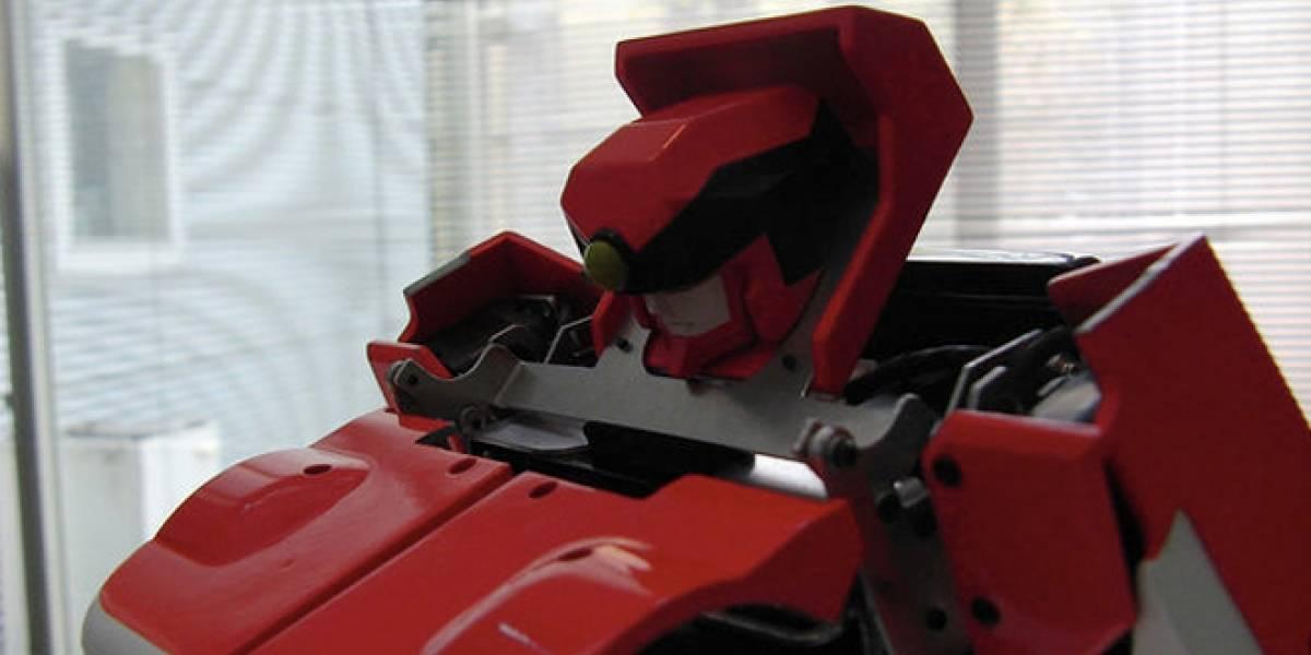 Este auto de juguete es un verdadero transformer