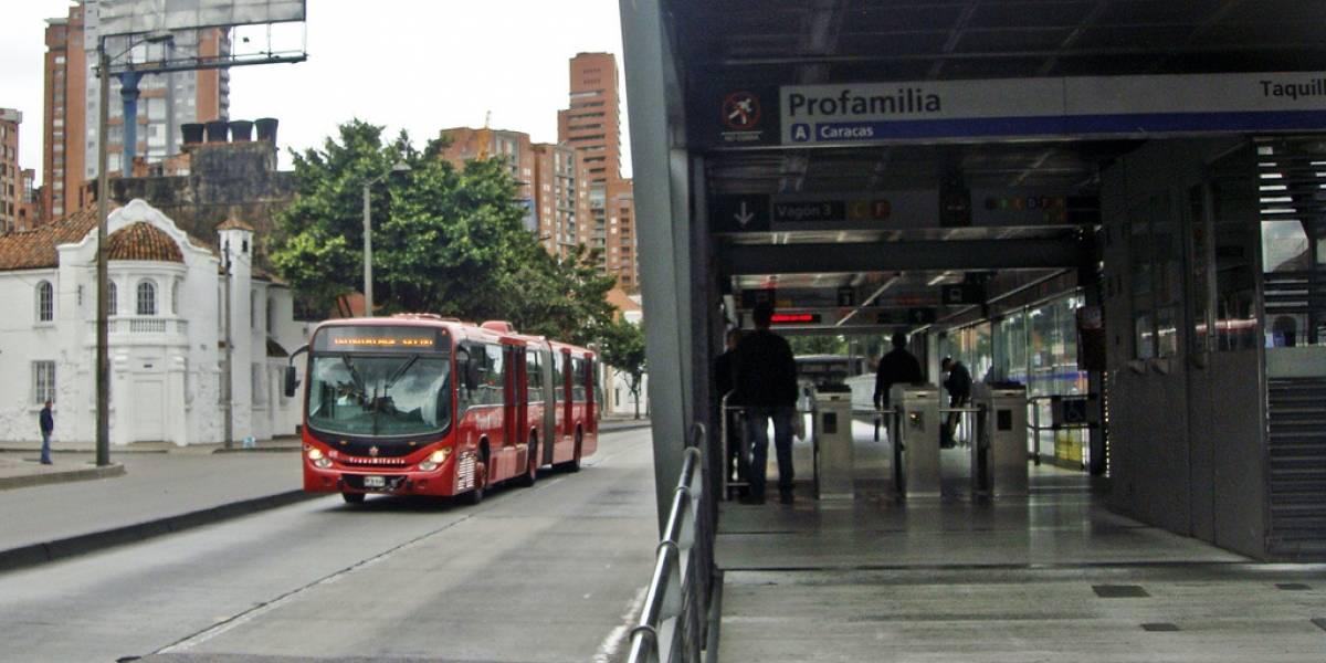 Estaciones de transporte público de Bogotá contarán con WiFi en marzo