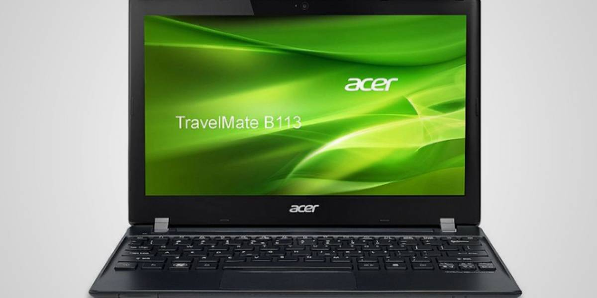 Netbook + Ultrabook = Acer TravelMate B113