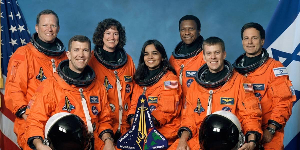 La NASA conmemora hoy los 10 años del accidente del transbordador espacial Columbia