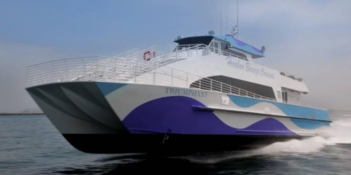 Google ahora tiene barcas para transportar a sus empleados