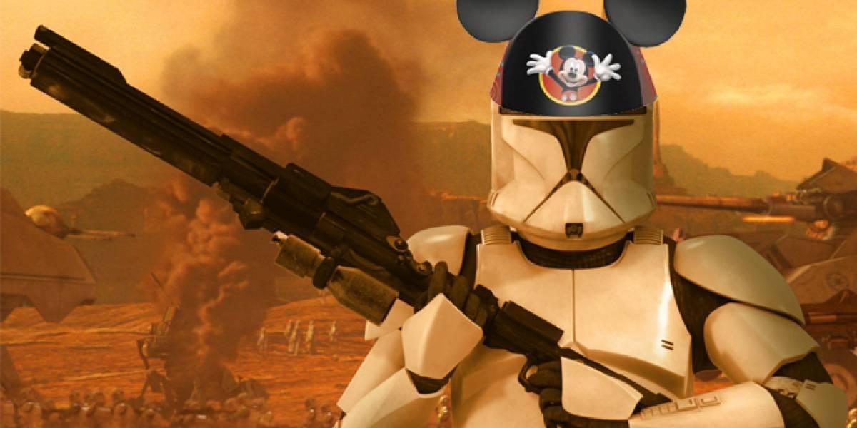 The Walt Disney Company compra Lucasfilm por USD$4.050 millones