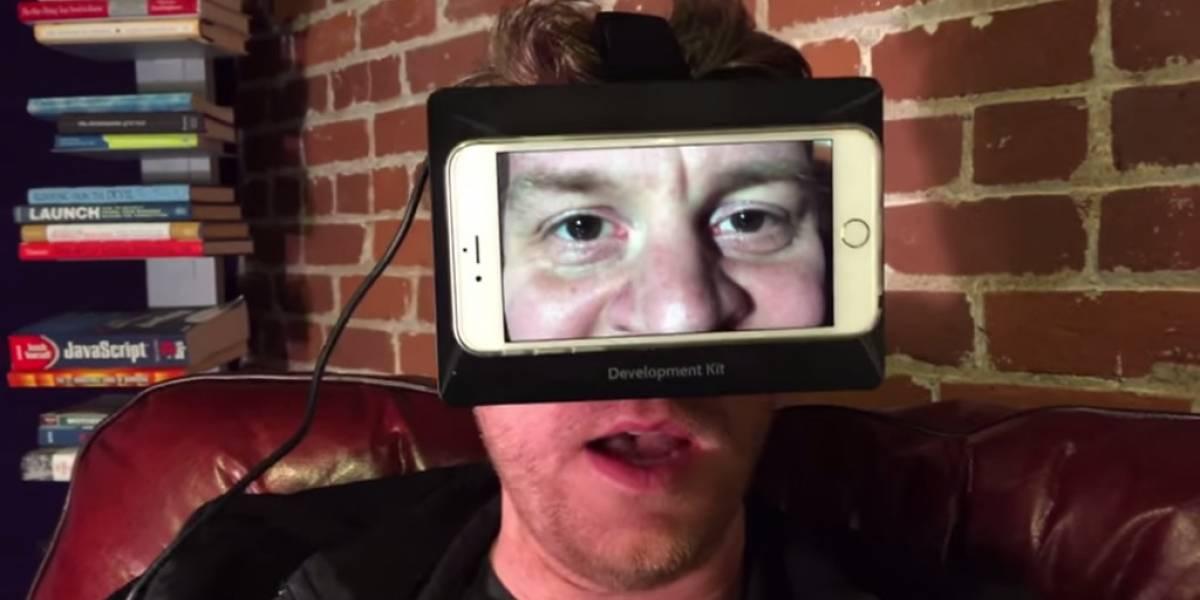 Troy Hitch utilizará gafas Oculus Rift durante un año completo #CES2015