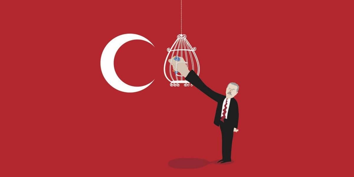 Cómo se usaron los DNS contra el bloqueo de Twitter en Turquía