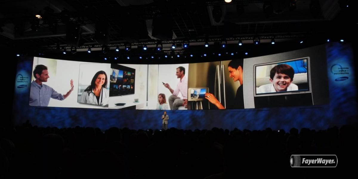 Samsung se asocia a Netflix, Amazon y DirecTV para obtener contenido en 4K #CES2014