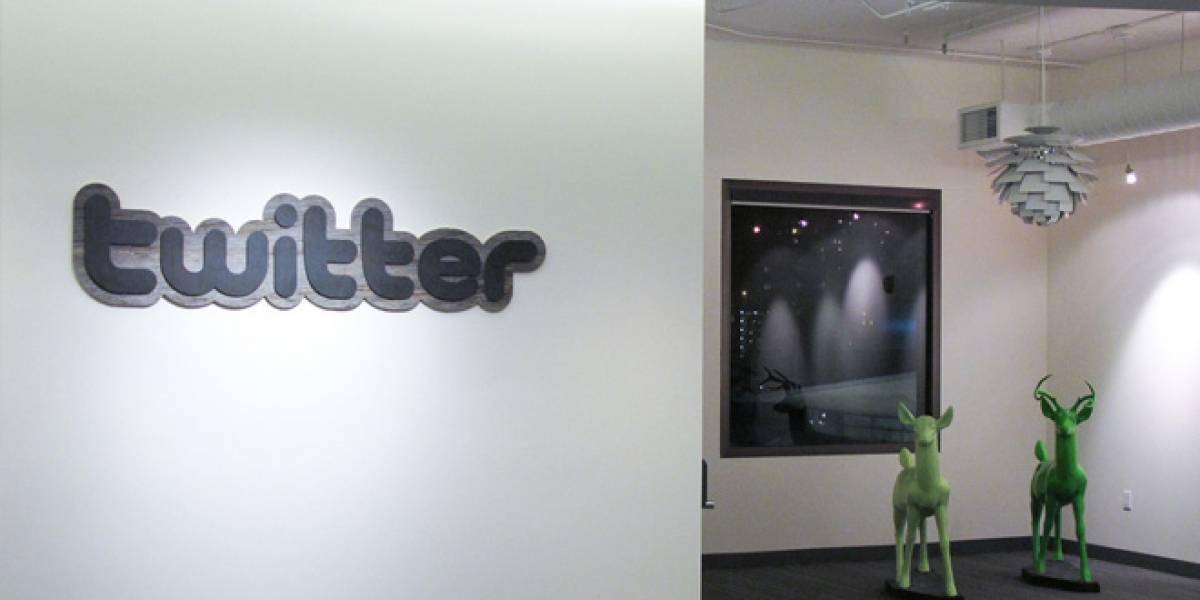 Creadores de Twitter consiguen la patente de su red social