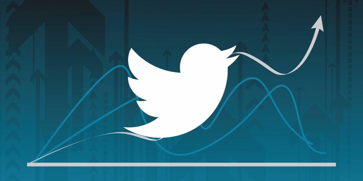 Twitter experimenta con incrustar estadísticas directamente en tus tweets