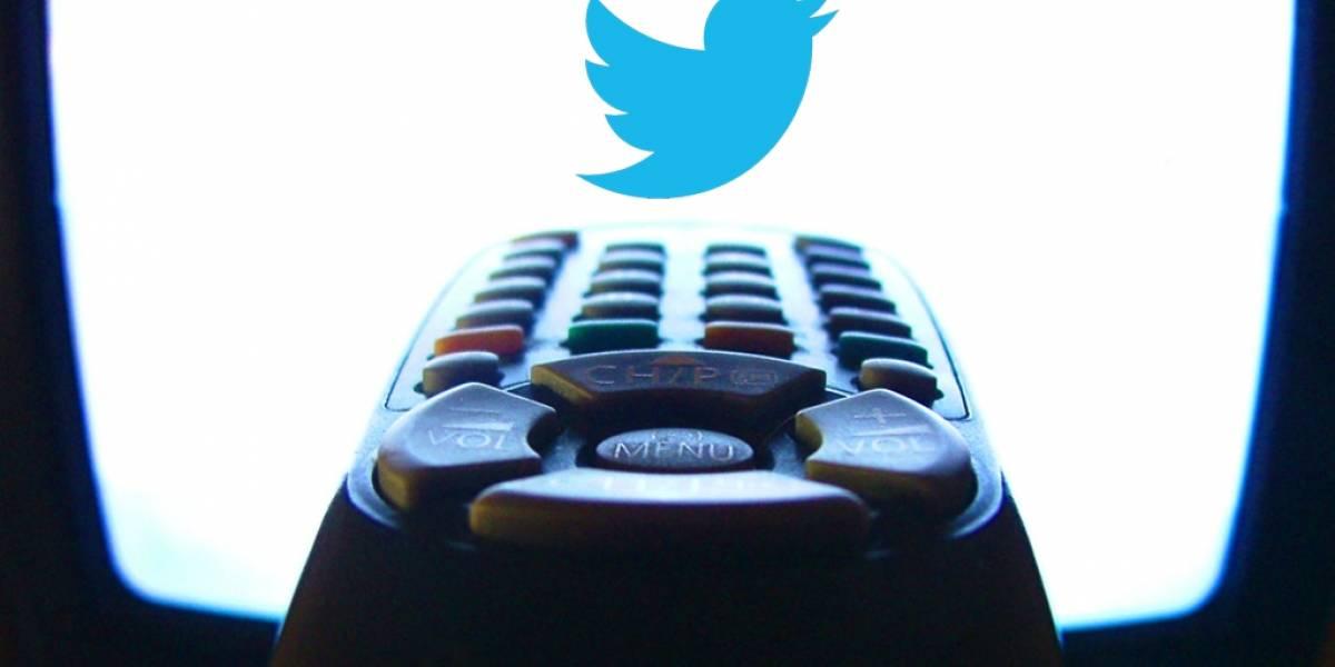 Twitter prueba función que informa sobre programas de televisión relevantes