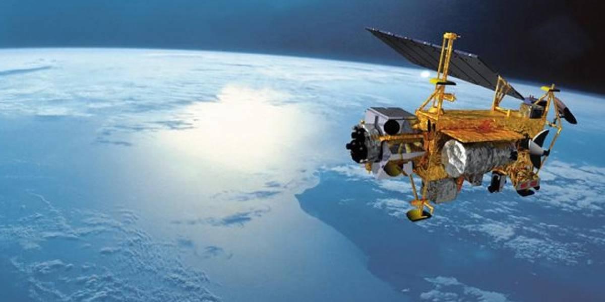 El satélite UARS volvió a la Tierra sobre el Pacífico sur