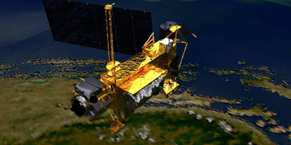 Cambio de planes: Satélite UARS caerá a la Tierra en los próximos días