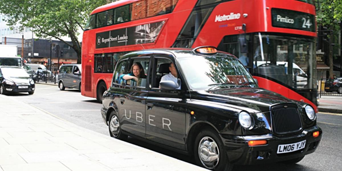 Corte de Apelaciones de Santiago declara inadmisible recurso de protección de taxistas contra Uber