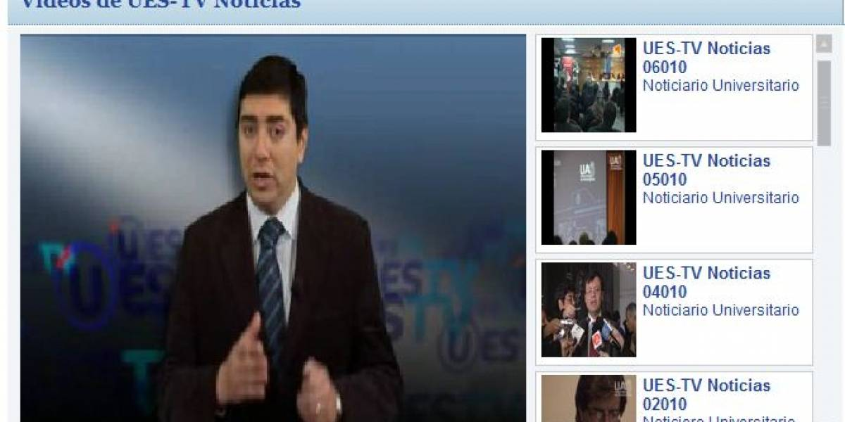 Chile: Universidades estatales abren canal de TV por internet