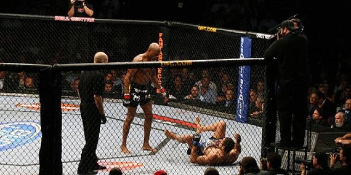 Ustream acusó a sus usuarios a la UFC
