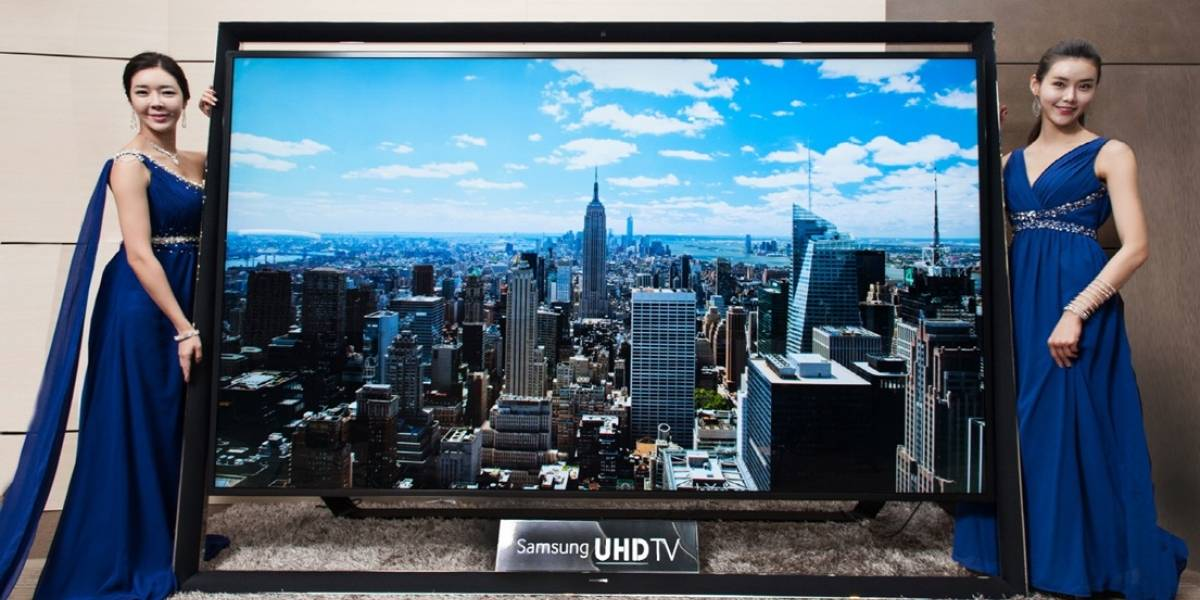 Samsung pone a la venta un TV 4K de 110 pulgadas