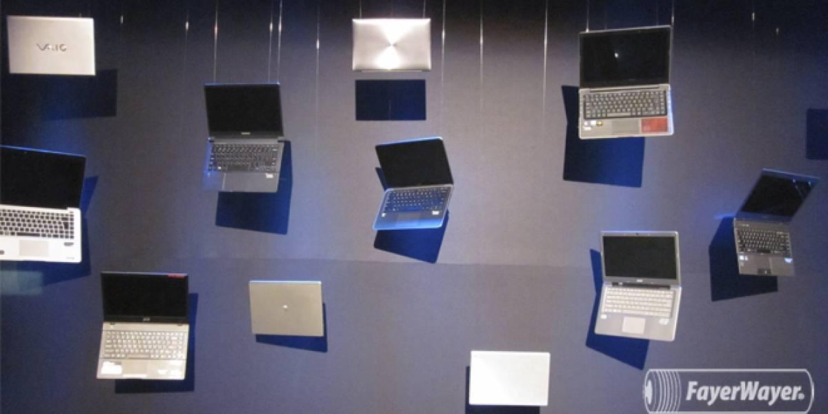 A prepararse: Los fabricantes están preparando 140 ultrabooks para su venta