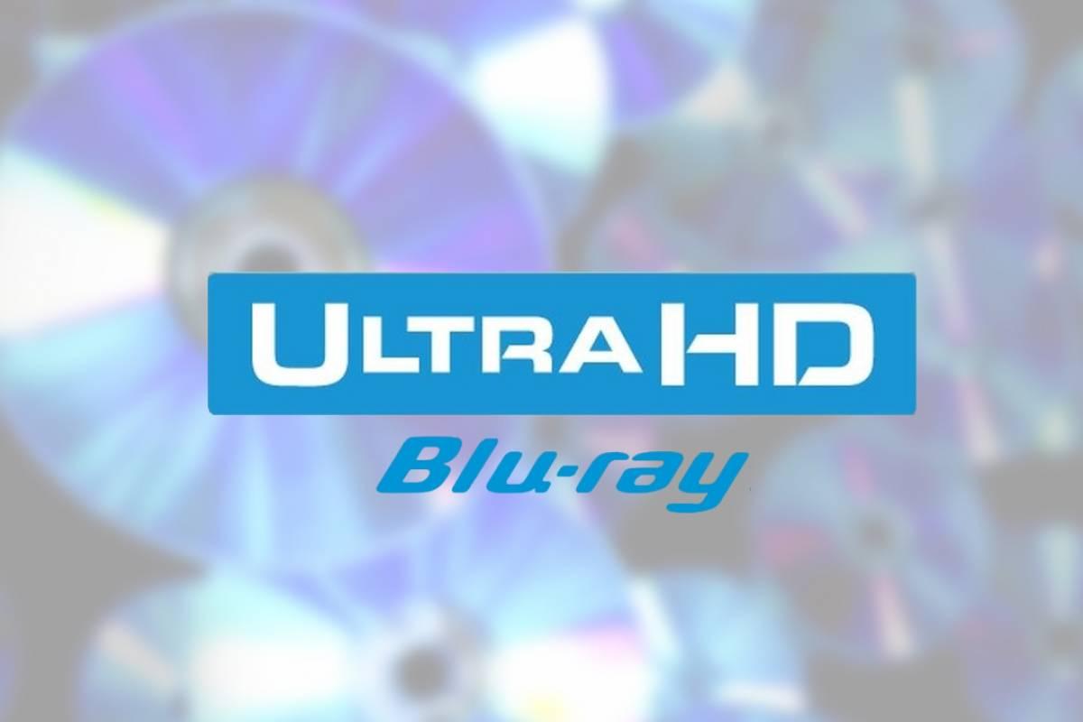 Estas son las especificaciones del Ultra HD Blu-ray, video en 4K y sin streaming