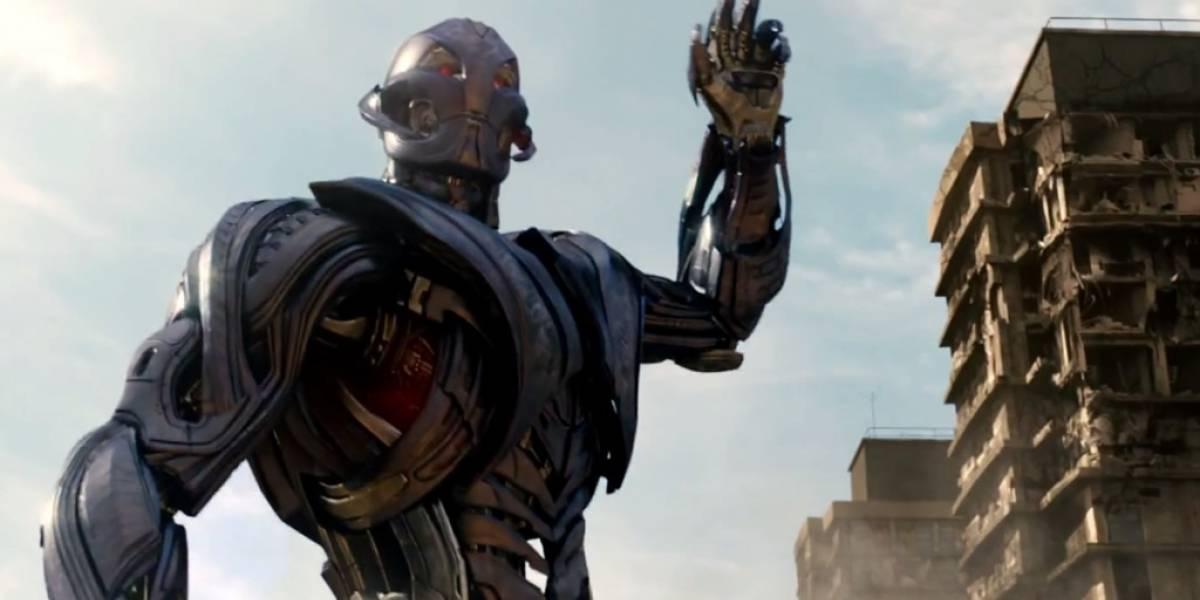 Este es el nuevo comercial para TV de Avengers: Age of Ultron