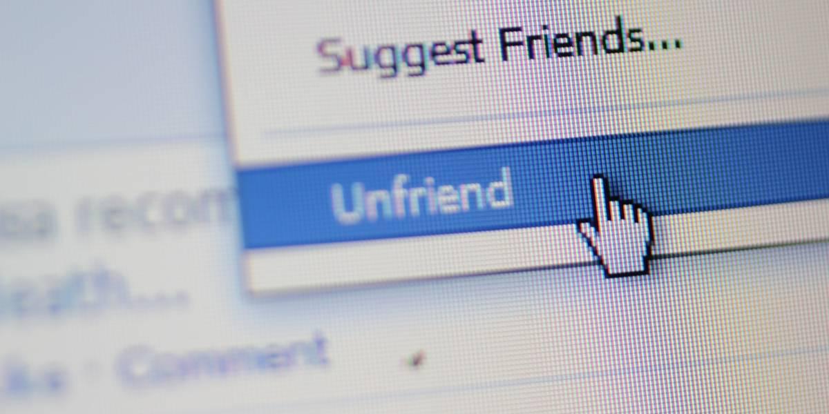 En Australia eliminar un amigo de Facebook puede ser considerado bullying