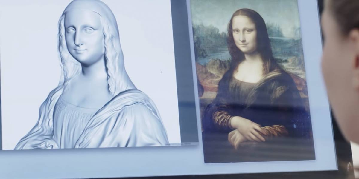 Campaña busca acercar arte con impresión 3D a invidentes