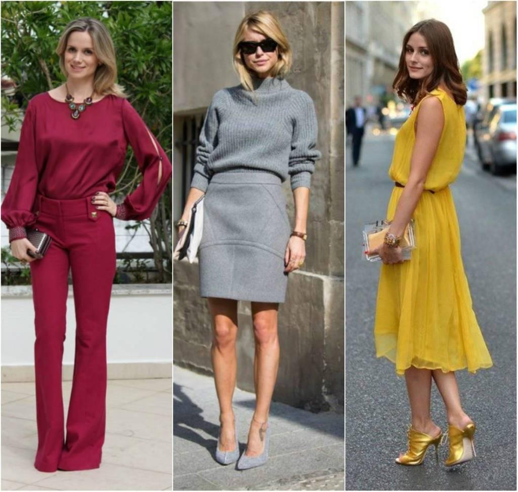 Moda para bajitas