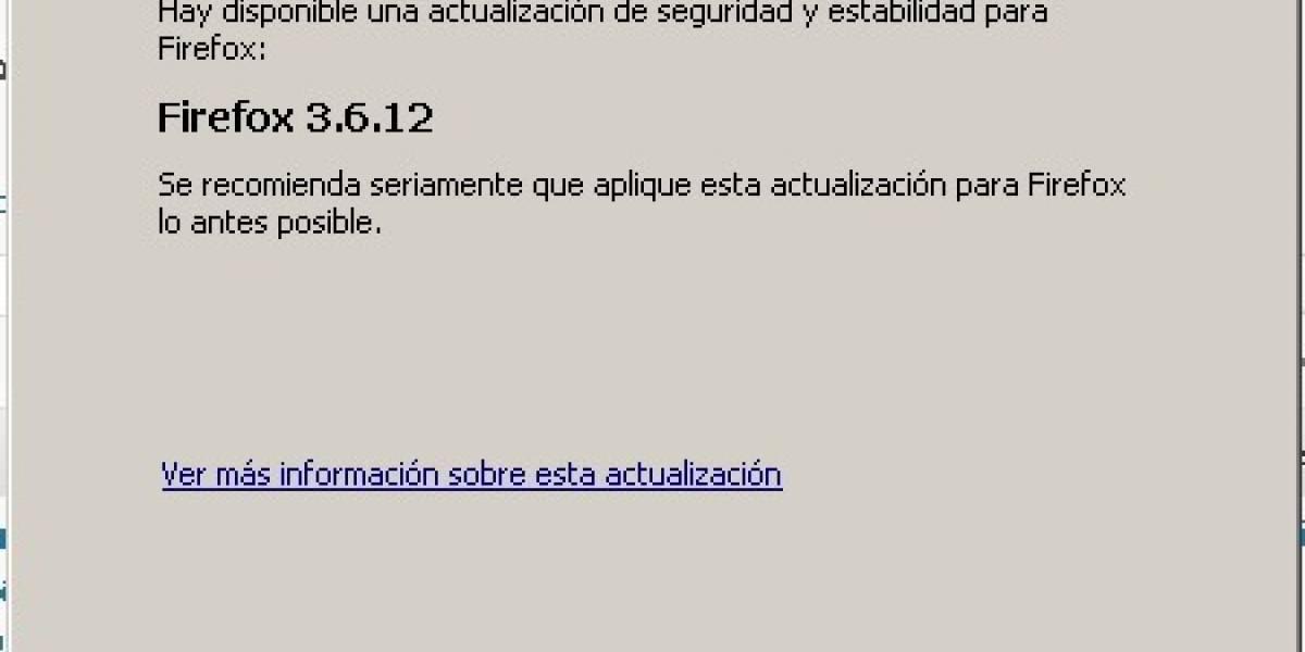 Mozilla corrige vulnerabilidad crítica presente en Firefox