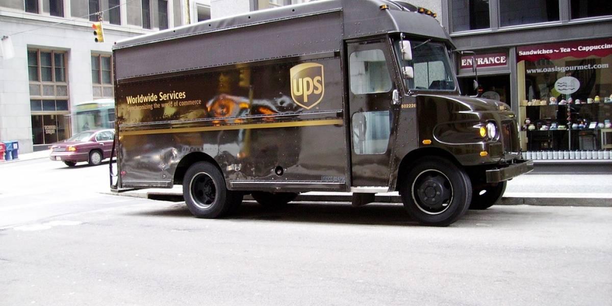 UPS investiga usar drones para repartir correo tras anuncio de Amazon