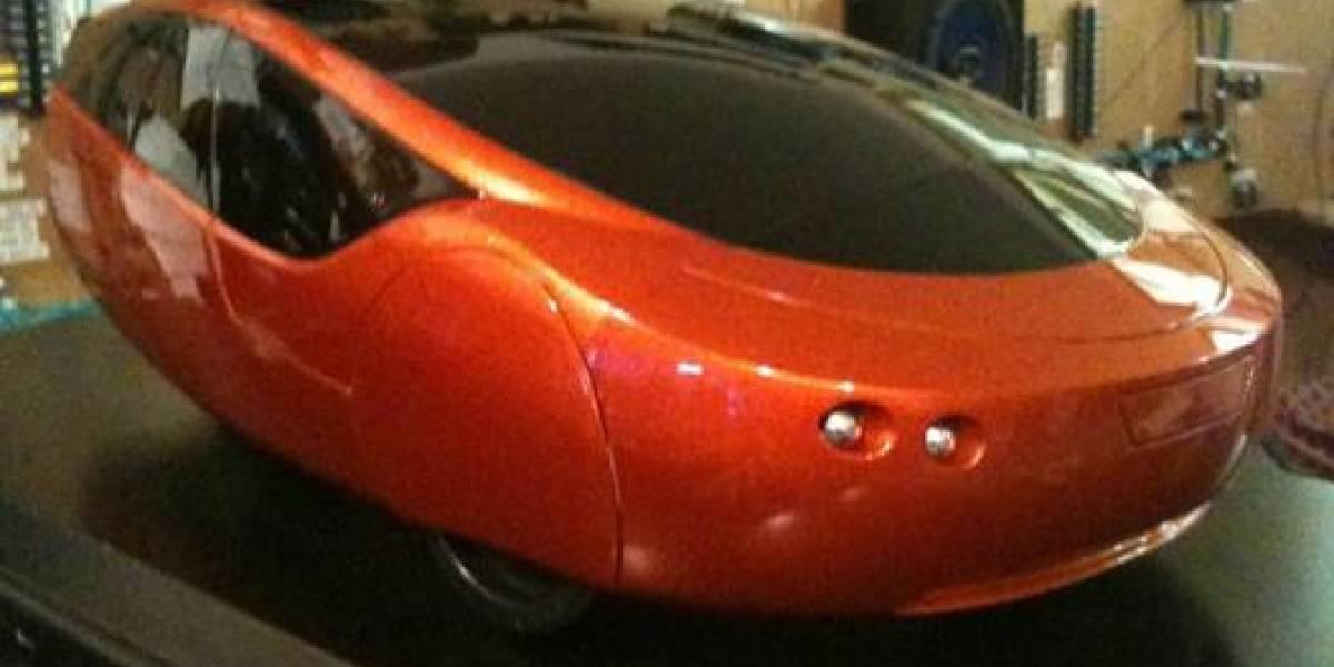 Urbee: Primer auto hecho con una impresora 3D que funciona de verdad