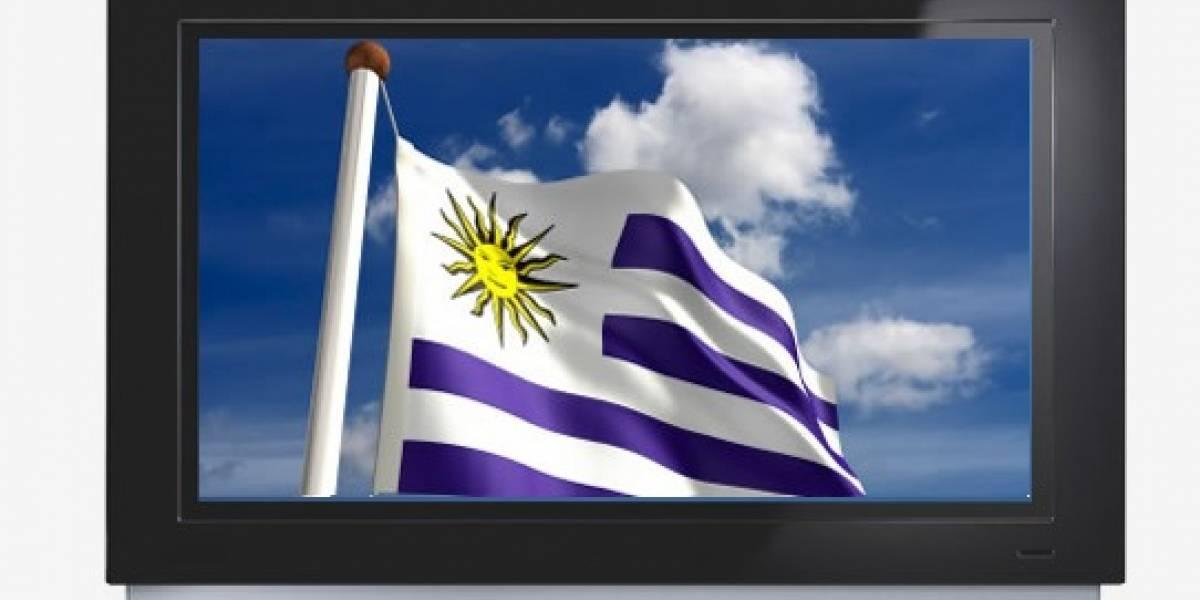 Uruguay se cambia a la norma brasileño-japonesa de TV Digital