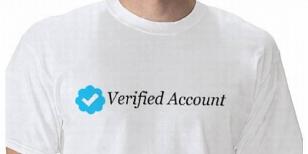 Twitter, ¿verificando las cuentas de personajes ficticios?