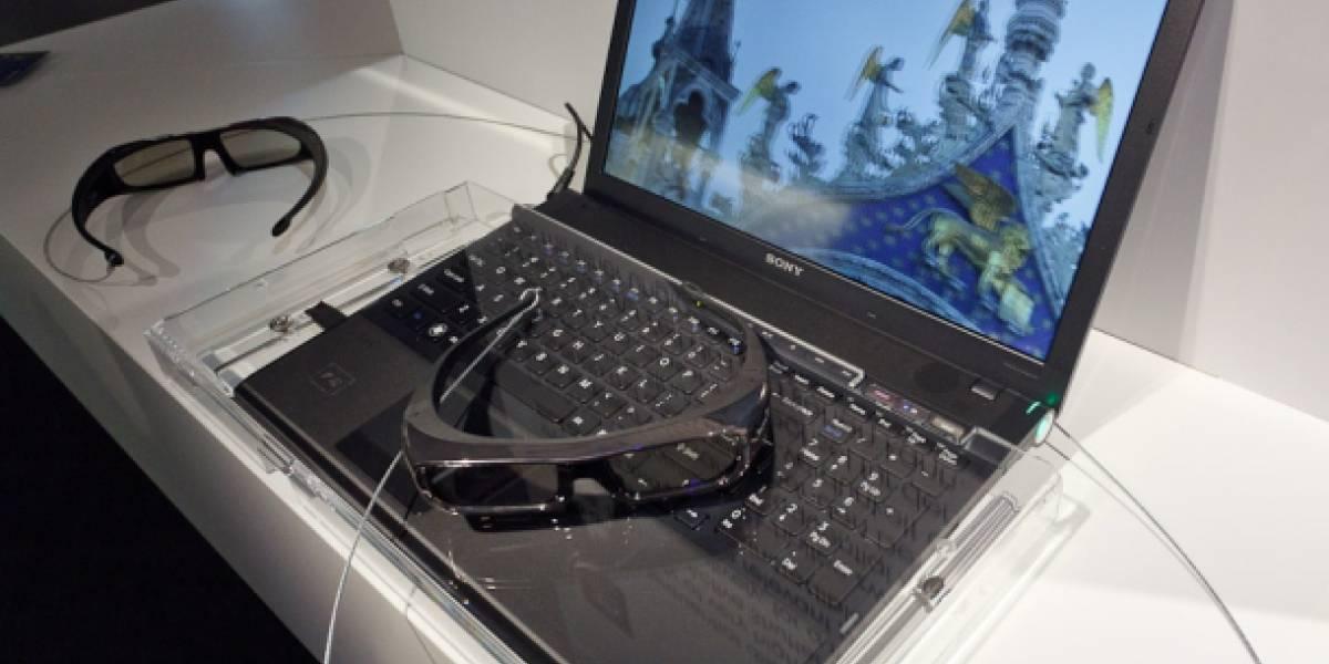 IFA 2010: Sony presenta un Vaio 3D