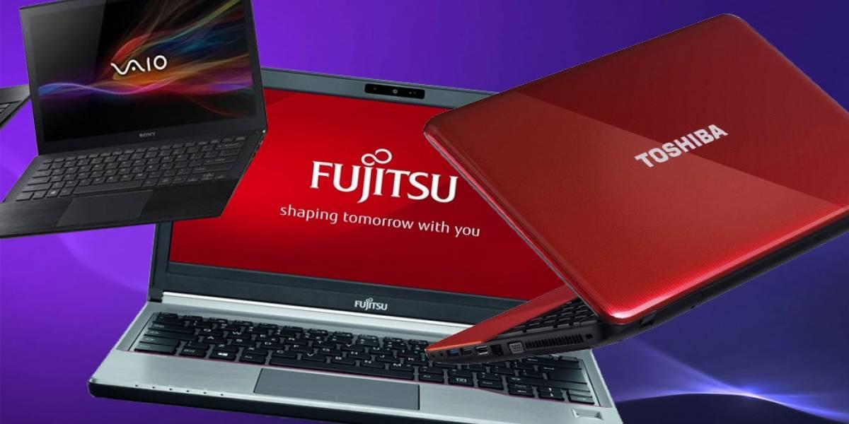 Toshiba, VAIO y Fujitsu podrían fusionarse y ser una sola marca