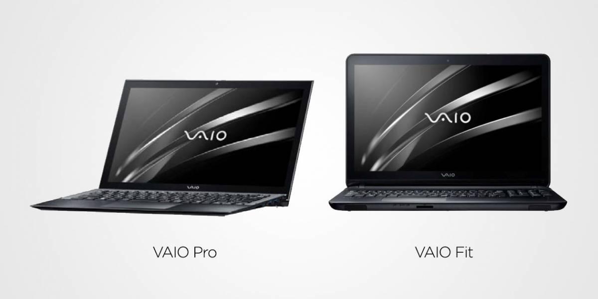 VAIO presenta sus dos primeros laptops tras la venta de Sony