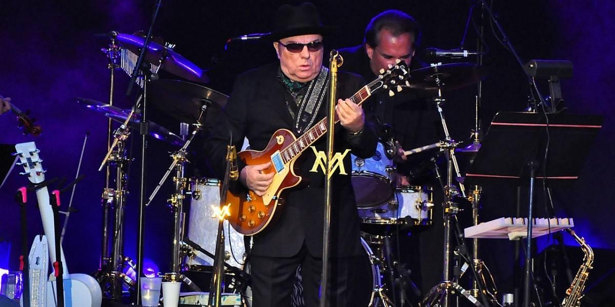 División de Sony Music compra 33 álbumes de Van Morrison y los lleva al streaming