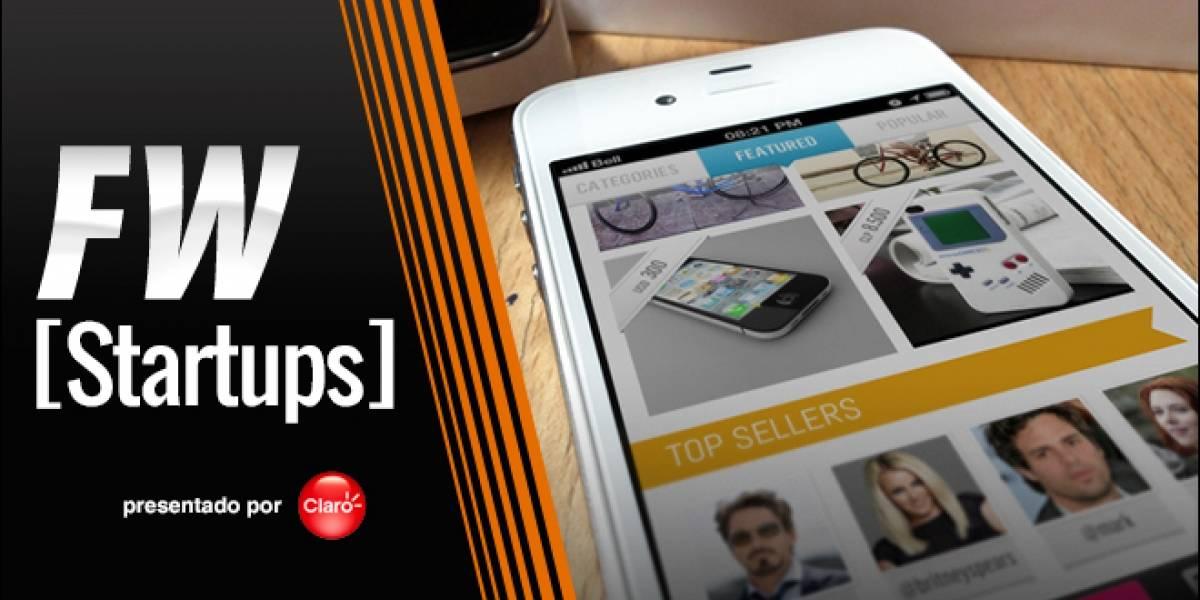 Vendly: Compra y vende lo que no uses a través de tu smartphone [FW Startups]